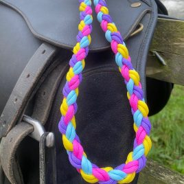 Rainbow Sensory Neck Ropes