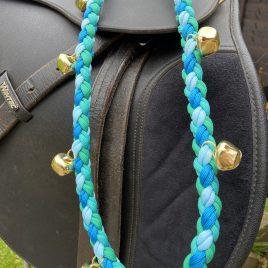 Rainbow Sensory Neck Ropes with Bells